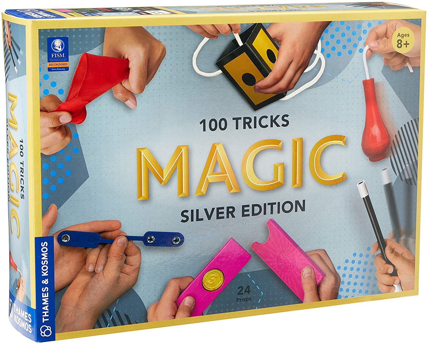 Magic: 100 Tricks (Silver Edition)