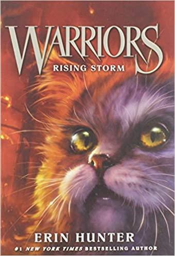 Warriors #4: Rising Storm ( Warriors: The Prophecies Begin, 4 )