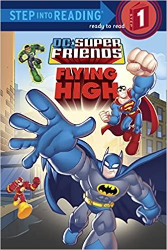 Super Friends Flying High