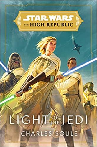 Star Wars: Light of the Jedi (the High Republic) HC