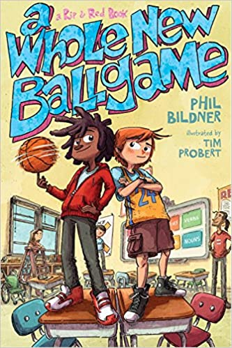 A Whole New Ballgame: A Rip and Red Book #1