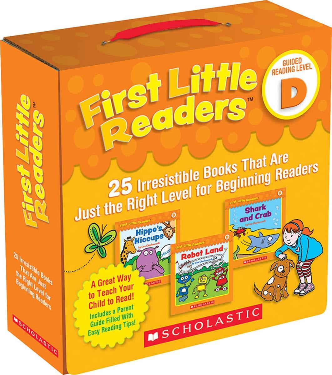 First Little Readers D