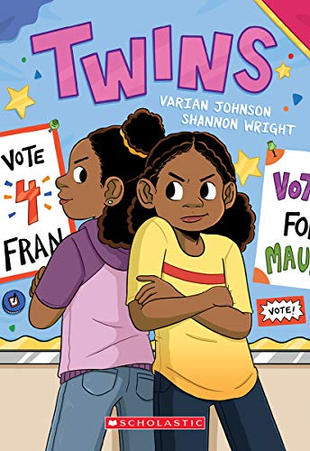 Twins: A Graphic Novel, Volume 1