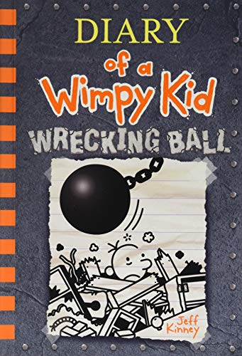 Diary of a Wimpy Kid: #14 Wrecking Ball