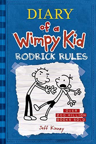 Diary of a Wimpy Kid: #2 Rodrick Rules HC