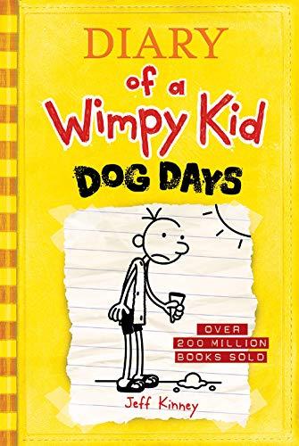 Diary of a Wimpy Kid: #4 Dog Days HC