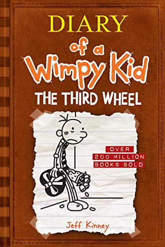Diary of a Wimpy Kid: #7 The Third Wheel