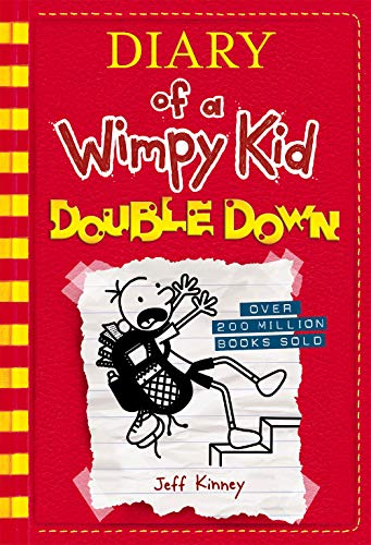 Diary of a Wimpy Kid: #11 Double Down