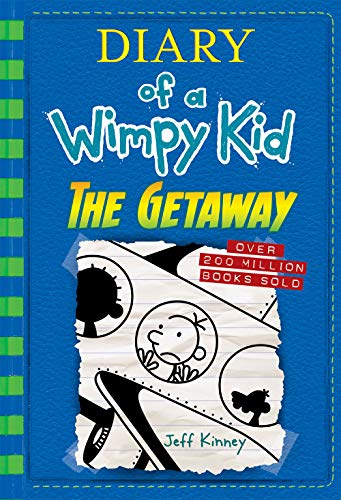 Diary of a Wimpy Kid: #12 The Getaway