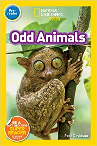 National Geographic Readers: Odd Animals