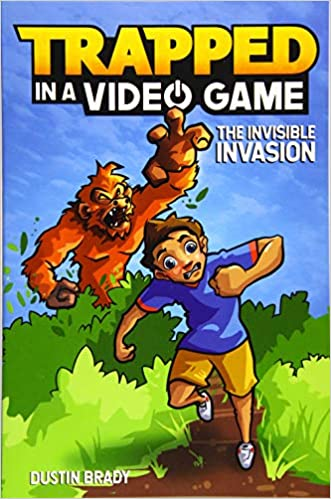 Trapped in a Video Game: The Invisible Invasion (Vol 2)