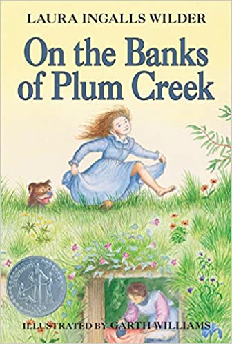 Little House on the Prairie: #4 On the Banks of Plum Creek